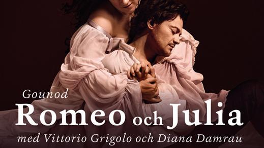Bild för Romeo och Julia, 2017-01-21, Bräcke Folkets hus