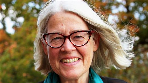 Bild för Karin Boye, drabbad av livet, 2019-10-14, Väven