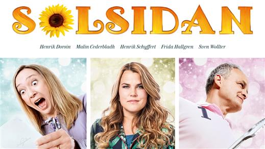 Bild för Bio: Solsidan, 2017-12-10, Kulturhuset Finspång, Stora Salongen