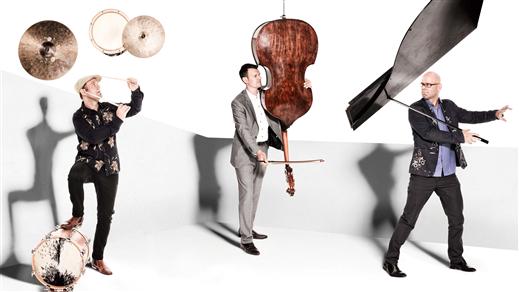Bild för VEIN Trio, 2020-03-12, Nefertiti Jazz Club