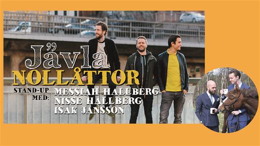 Bild för Ståuppklubben: Nollåttor, 2018-07-24, Henriksberg