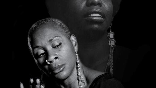 Bild för Nina - a story about med and Nina Simone, 2015-11-10, Folket Hus Essegården