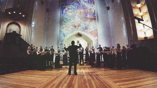 Bild för Adventskonsert med Sofia Vokalensemble, 2018-12-09, Sofia kyrka