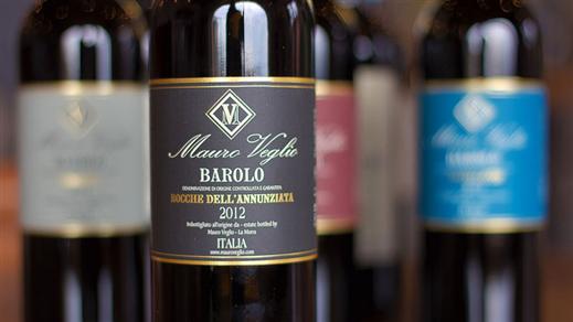 Bild för Winemakers Dinner Mauro Veglio, 2019-09-05, Gastro
