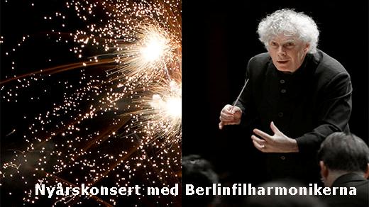 Bild för Nyårskonsert med Berlinfilharmonikerna, 2016-12-31, Biosalongen Folkets Hus