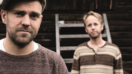 Bild för Sånger vid årets slut- Stiko & Emil (söndag kväll), 2016-12-18, Tunsta Bystuga