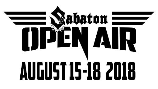 Bild för Sabaton Open Air 2018, 2018-08-15, Sabaton Open Air