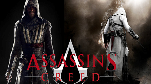 Bild för Assassin's Creed  (15 år), 2017-01-15, Biosalongen Folkets Hus