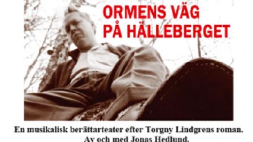Bild för Ormens väg på Hälleberget 17/10 kl. 12:00, 2019-10-17, Caféscenen, Västerbottensteatern
