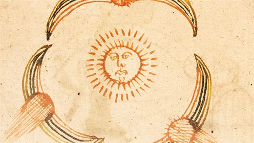 Bild för Järtecken – kometer, drakar och andra märkligheter, 2019-11-22, Historiska museet