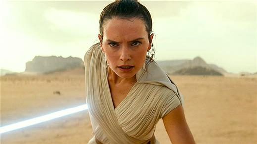 Bild för Star Wars: Rise of Skywalker, 2019-12-19, Estrad