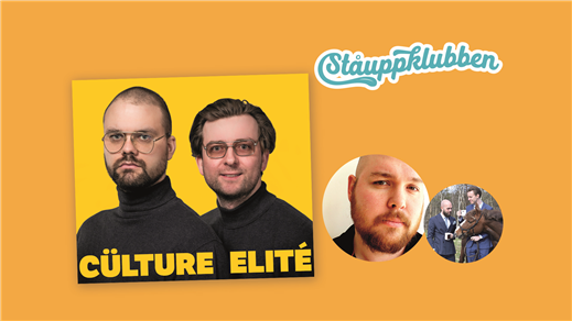 Bild för Ståuppklubben: Cülture Elite, 2020-05-06, Contrast Public House