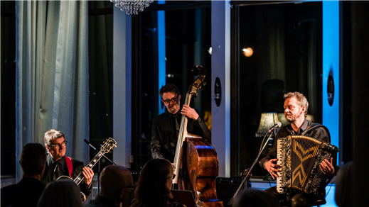 Bild för Bengan Janson Trio, 2019-04-05, Folkan Teater