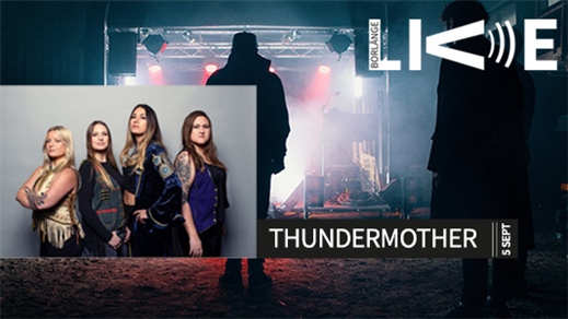 Bild för Thundermother, 2020-09-05, Utescenen Athena / Blackbox
