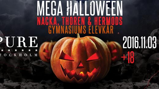 Bild för MEGA HALLOWEEN | 3 November | PURE Nightclub, 2016-11-03, PURE Nightclub