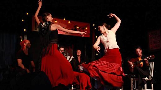Bild för 161104 FlamencoFredag@Stallet, 2016-11-04, Stallet - Världens Musik