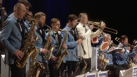 Bild för Glenn miller Orchestra 21/4, 2018-04-21, Sundspärlan