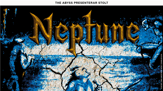 Bild för Neptune + Mystik live at The Abyss!, 2019-05-12, The Abyss Gothenburg