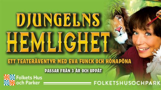 Bild för Familjeskoj - Djungelns hemlighet, 2018-07-17, Lilltorpet, Faluns Folkpark