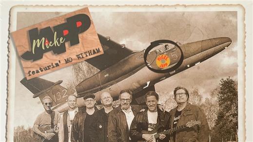 Bild för Micke Japp med Mo Witham, 2019-11-17, Folk Å Rock