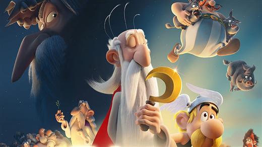Bild för Asterix: Den magiska drycken (Sv. tal), 2019-04-14, Emmaboda Folkets Hus