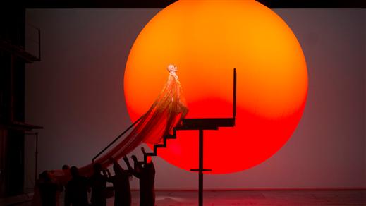 Bild för Akhnaten från Metropolitan, 2019-11-26, Landskrona Teater