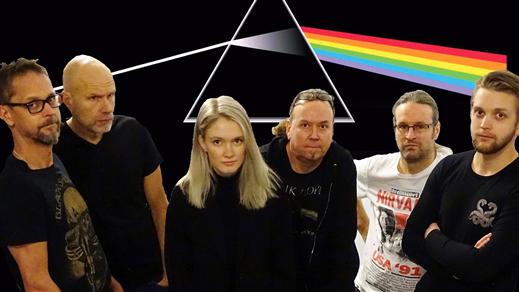 "Bild för RADAR ""goes Pink Floyd"", 2020-03-28, Café Gula Huset"