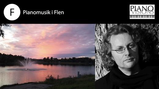 Bild för Pianoafton med Bengt-Åke Lundin, 2019-11-23, Församlingshemmet