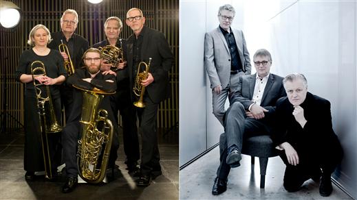Bild för Bernstein med Linnékvintetten och Trio X, 2019-10-06, UKK - Sal B - Sittande onumrerat