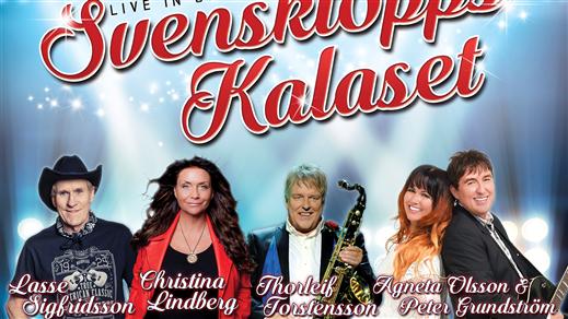 Bild för SVENSKTOPPS-KALASET, 2018-10-07, Folkan Teater