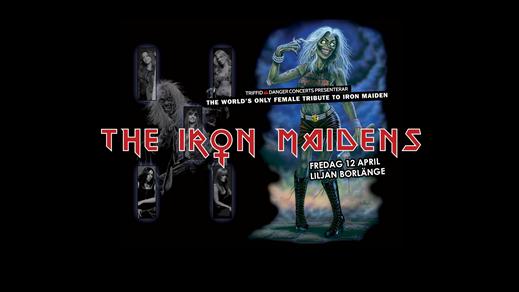 Bild för The Iron Maidens (US) på Liljan, 2019-04-12, Liljan