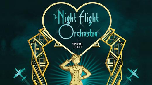 Bild för THE NIGHT FLIGHT ORCHESTRA, 2020-12-16, The Tivoli