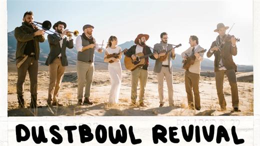 Bild för Dustbowl Revival (US), 2019-10-10, Folk Å Rock