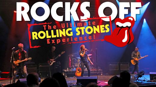 Bild för Rocks Off - The Ultimate ROLLING STONES Experience, 2019-05-17, Melody Box