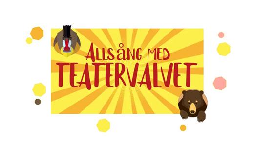 Bild för Allsång med Teatervalvet, 2021-07-05, Teaterladan Wadköping