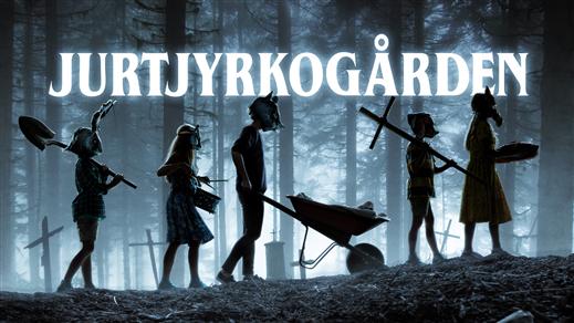 Bild för Jurtjyrkogården, 2019-04-19, Kulturhuset Finspång, Stora Salongen