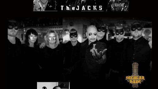 Bild för Live: Secular Haze, The Jacks & Henric de la Cour, 2019-11-09, Saga Salongen Torshälla