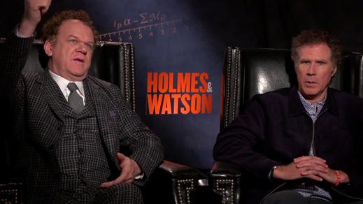 Bild för Holmes & Watson, 2019-01-13, Järpenbion
