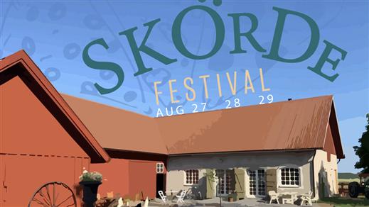 Bild för SKÖRDEFESTIVAL på Vedens Lustgård Lördag, 2021-08-28, Vedens Lustgård, Skördefestival