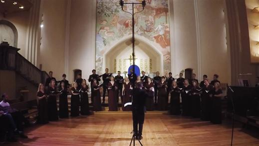 Bild för Adventskonsert med Sofia Vokalensemble, 2019-12-08, Sofia kyrka