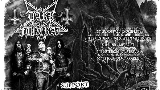 Bild för Dark Funeral, 2018-11-09, Pustervik