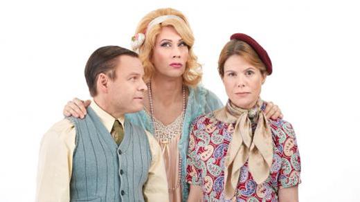 Bild för Happy ending, 2019-10-07, Folkets Hus Teatersalongen
