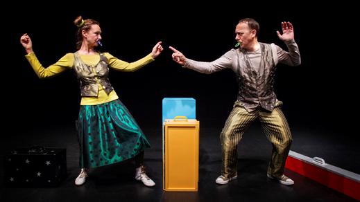 Bild för Nappen Pappen!, 2019-11-10, Kulturhuset KilArena