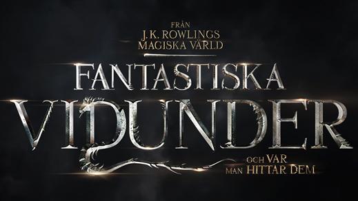 Bild för Fantastiska vidunder 3D (11år Kl15:30 2t 13m), 2016-11-19, Saga Salong 2