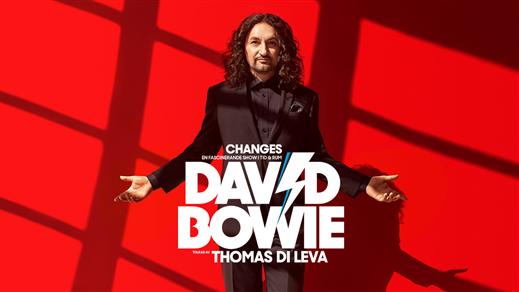 "Bild för ""CHANGES"" - Thomas Di Leva tolkar David Bowie, 2019-03-23, Nolaskolans Aula"