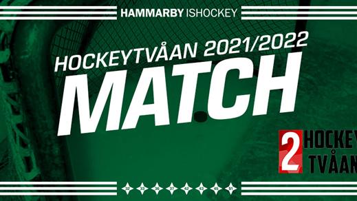 Bild för Hammarby Ishockey - Hockeytvåan 2021/2022, 2021-09-14, SDC-hallen
