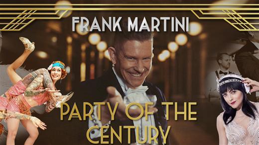 Bild för Frank Martini's Party of the Century, 2020-02-01, Arbis