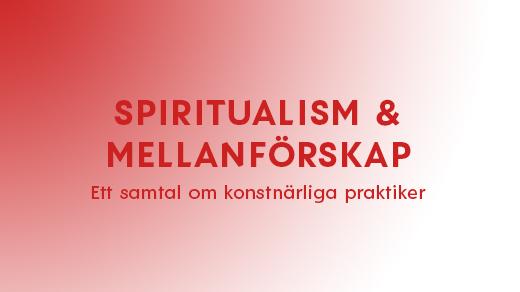 Bild för Spiritualism & mellanförskap, 2019-11-01, Bagarmossens Folkets Hus