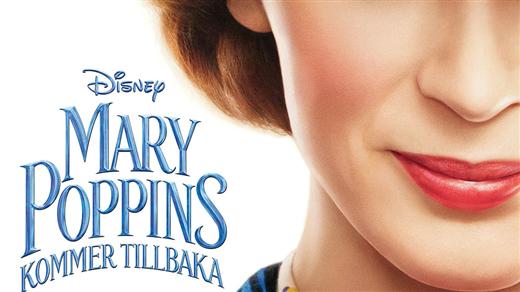 Bild för Mary Poppins kommer tillbaka (sv tal), 2019-01-06, Emmaboda Folkets Hus