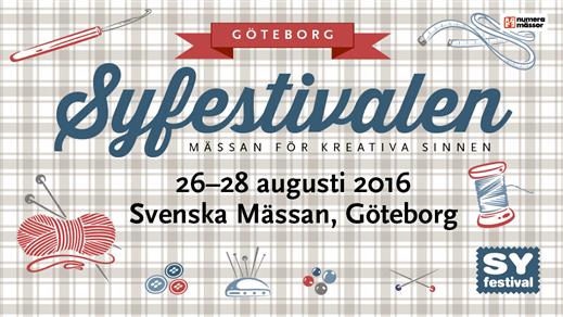 Bild för Syfestivalen Göteborg, 2016-08-26, Svenska Mässan